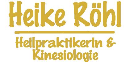 Logo Heilpraktikerin Heike Röhl
